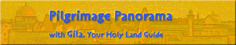 Pilgrimage to the Land of the Bible