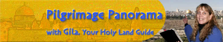 Holy Land Pilgrimage with Gila